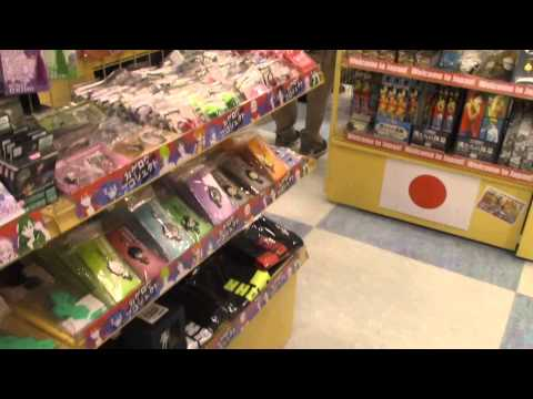 Electric Town Akihabara, Radio Kaikan and Video Games - Journey to the West (Of Japan) #4