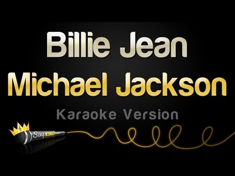 Michael Jackson - Billie Jean (Karaoke Version)