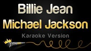 Download Lagu Michael Jackson - Billie Jean (Karaoke Version) Gratis STAFABAND