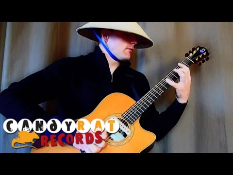 Ewan Dobson - Time 2 - Guitar - www.candyrat.com Music Videos