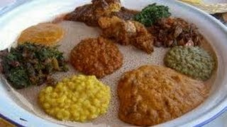 Black History Ethiopian Recipes with Keith Lorren