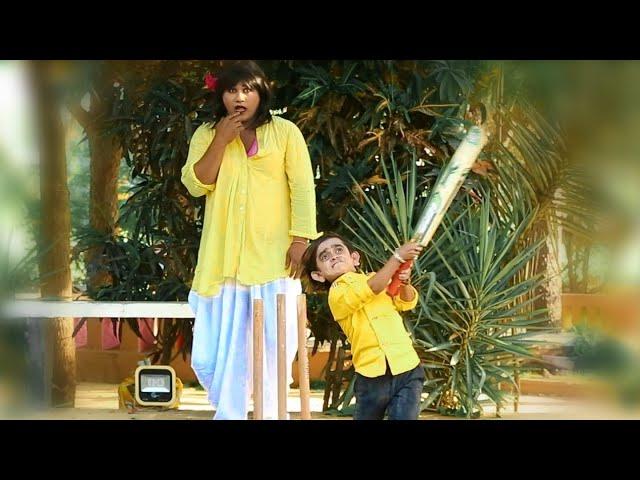 CHOTU KE CHUTKULA | छोटू के चुटकुले | Khandesh Hindi Comedy | Chotu Dada Comedy Video thumbnail