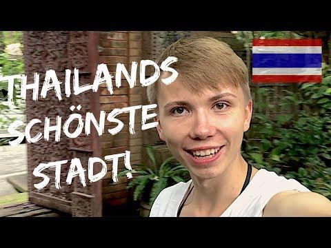 DAS IST DIE SCHÖNSTE STADT THAILANDS! | Chiang Mai, Thailand | WELTREISE VLOG 004