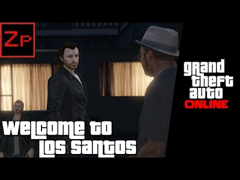 Misc Computer Games - Grand Theft Auto V - Welcome To Los Santos