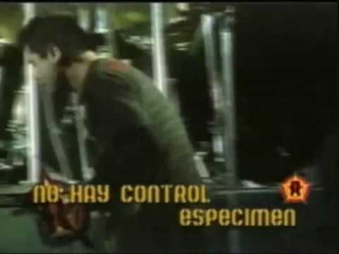 Especimen - No Hay Control