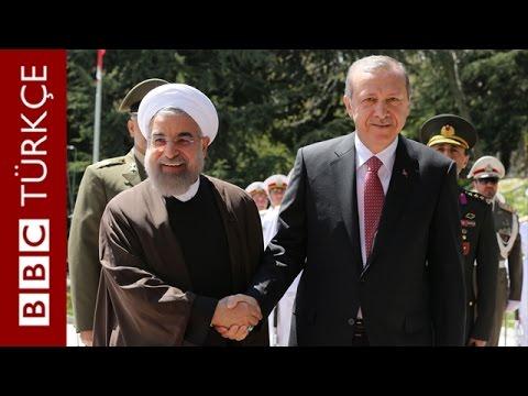 Erdoğan eleştiriler altında İran'da - BBC TÜRKÇE