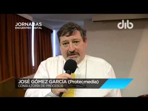 "Disertantes - Jornadas ""Encuentro Digital"" - Agencia DIB 2015"