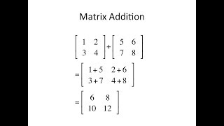 Operations with Matrices Part-II - Full Tutorial in Hindi