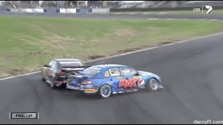 Supercars - Controversial/Dramatic Finishes