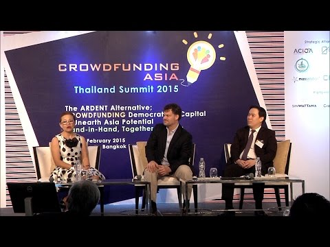 CrowdFunding Asia 2015 – Group Discussion