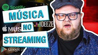 Como Colocar Uma Música no Spotify, Deezer e Etc. - Checklist