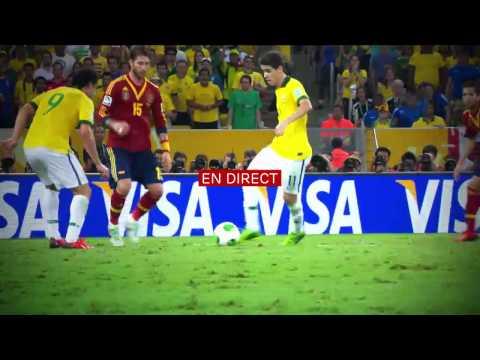 evenko - Diffusion en plein air de la finale de la Coupe du...