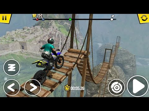 Trial Xtreme 4 - Motor Bike Games - Motocross Racing - Video Games For Kids