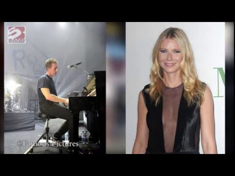 Gwyneth Paltrow and Chris Martin sign divorce papers