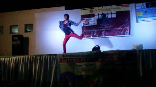 top lesi poddi song akshay open bhavnagar dance competition wennar 2 choreography Mr james sir