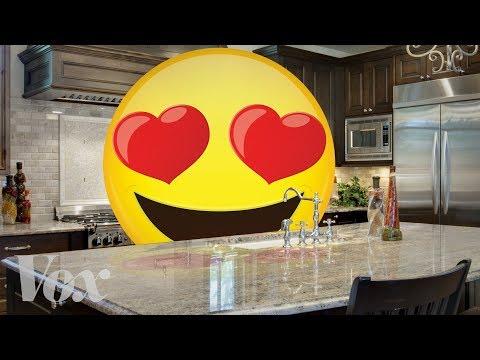How granite countertops took over American kitchens