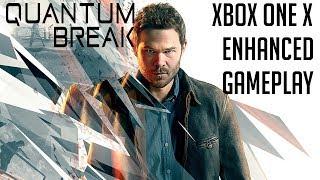 Quantum Break   Xbox One X Enhanced Gameplay (2160p)