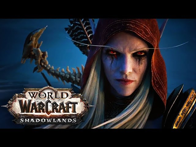 World of Warcraft: Shadowlands - Official Cinematic Reveal Trailer | BlizzCon 2019 thumbnail
