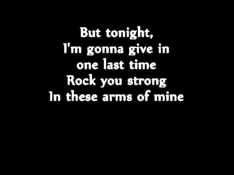 Chris Young - Tomorrow (WITH LYRICS)