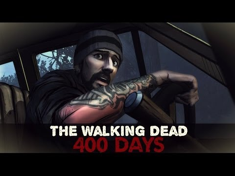 Lets Play: The Walking Dead 400 Days - [Part 1] - So it begins..