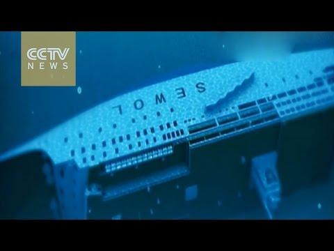 Chinese-led group starts work to raise sunken Sewol ferry