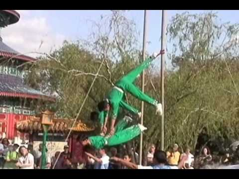 China - Pu Yang Academy of Acrobatics
