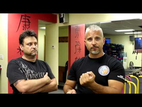 STRIPPING AWAY THE BULLSHIT OF JKD AND WING CHUN