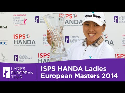 I.K. Kim Interview - ISPS HANDA Ladies European Masters Day 4
