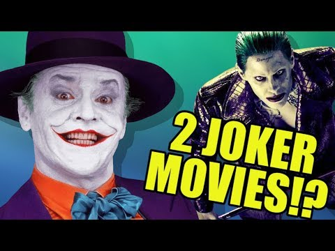 The Big Difference Between The TWO Joker Movies
