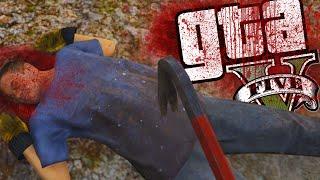 GTA V PS4 - Pé de Cabra da Morte