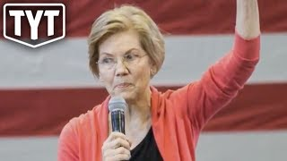 Elizabeth Warren Throws Down The Gauntlet