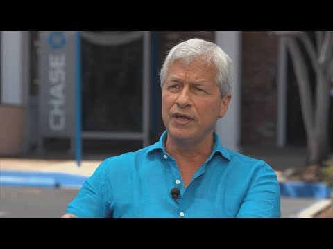 JP Morgan CEO Jamie Dimon On US Economy, Banking and Trump's Trade Policies (Full Interview) | CNBC