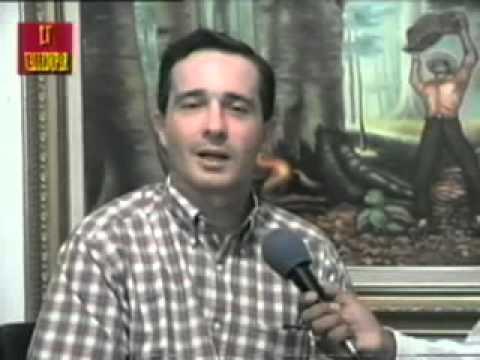 Entrevista con Alvaro Uribe Vélez-Valledupar Noticias 26 de noviembre de 1999