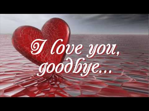 Juris Fernandez - I Love You Goodbye