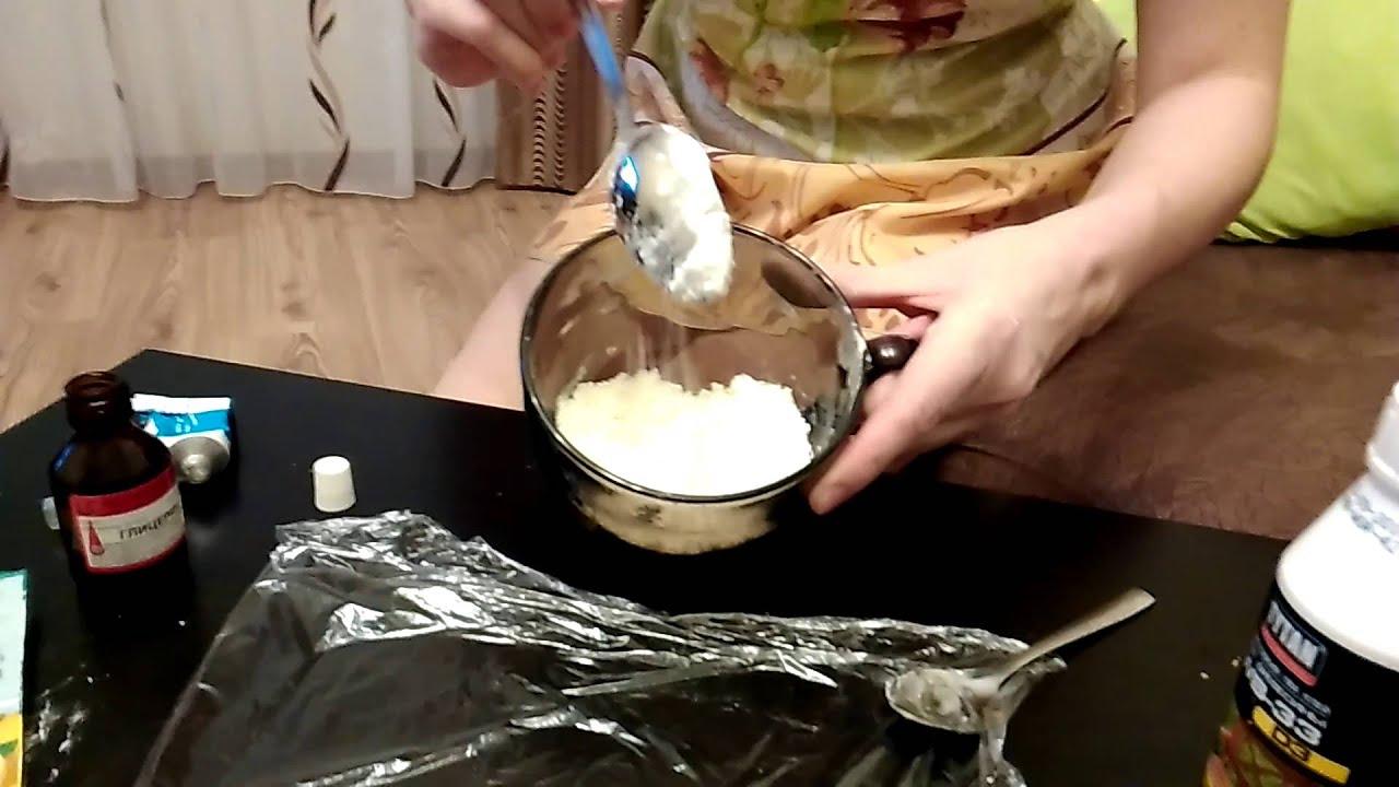 Самый-лучший-рецепт-холодного-фарфора-клей Лепка, рецепты 12