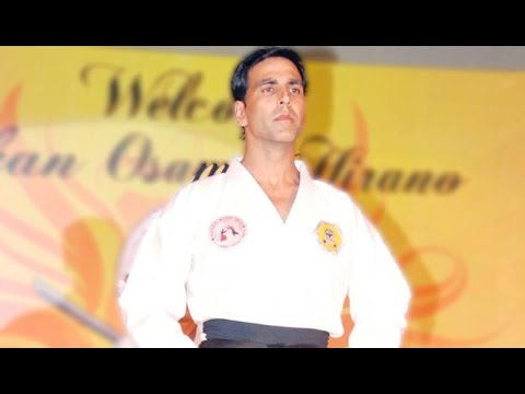 Akshay Kumar Will Open 10 Self Defence Training Centres For Woman - Gabbar Is Back