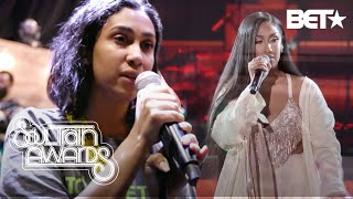 Queen Naija Overcomes Sickness In Her Live Soul Train Awards Performance | Rehearsal 360°