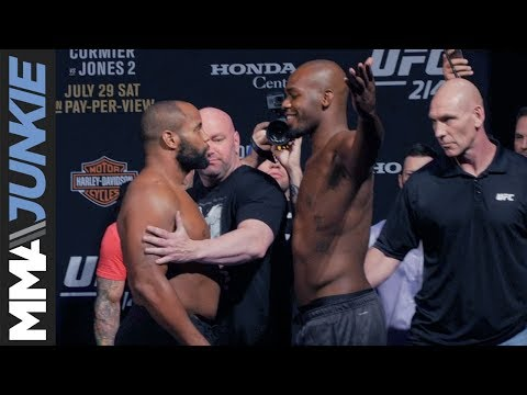 Who Ya Got?!? Cormier vs Jones