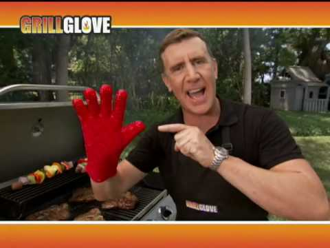They All Laughed at the Grill Glove!  Until they SAW THIS!