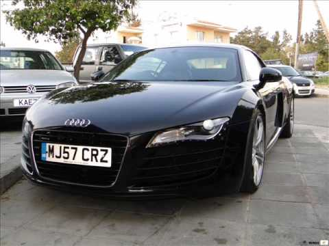 Supercars in Cyprus Part 3 Video