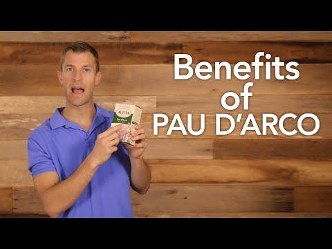 Benefits Of Pau D Arco