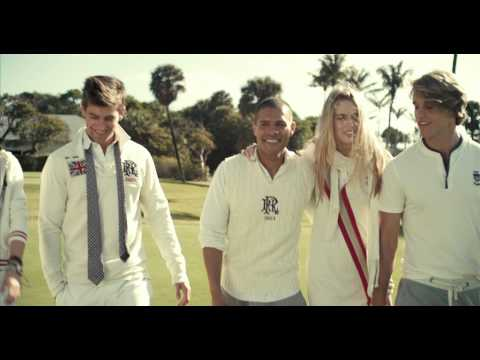 Rugby Ralph Lauren Summer 2012 Collection Video