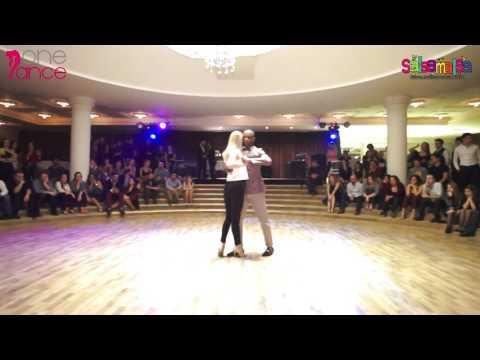Mark Anthony & Olesia Kizomba Dance Performance - Noche De Rumba by One Dance