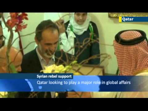 Doha diplomacy: Qatar hands over Syrian embassy to representatives of Assad's opponents