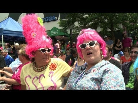 Baltimore festival celebrates 1960s working women