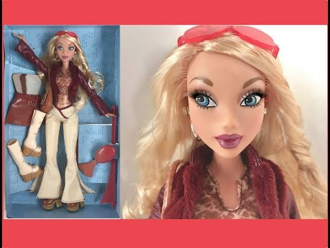 RETRO DOLL REVIEW - MyScene Barbie doll - First Wave