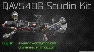 QAV540G Studio Edition Introduction