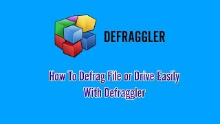 Defraggler Pro Full Review ★ Download Defraggler Free HERE
