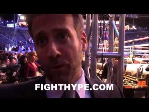 MAX KELLERMAN SAYS COTTO VS GOLOVKIN IS THE FIGHT YOU WANT TO SEE AT MIDDLEWEIGHT