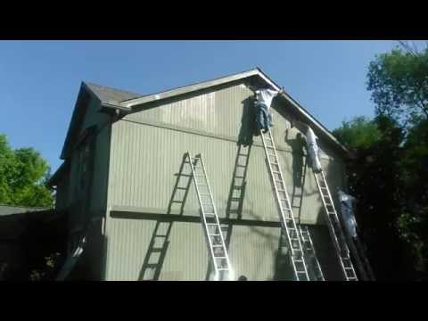 Exterior House Painters in Wixom, Michigan-Four Season Painting